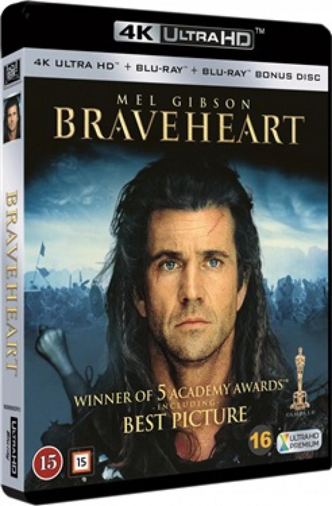 Braveheart (4k) (UHD)