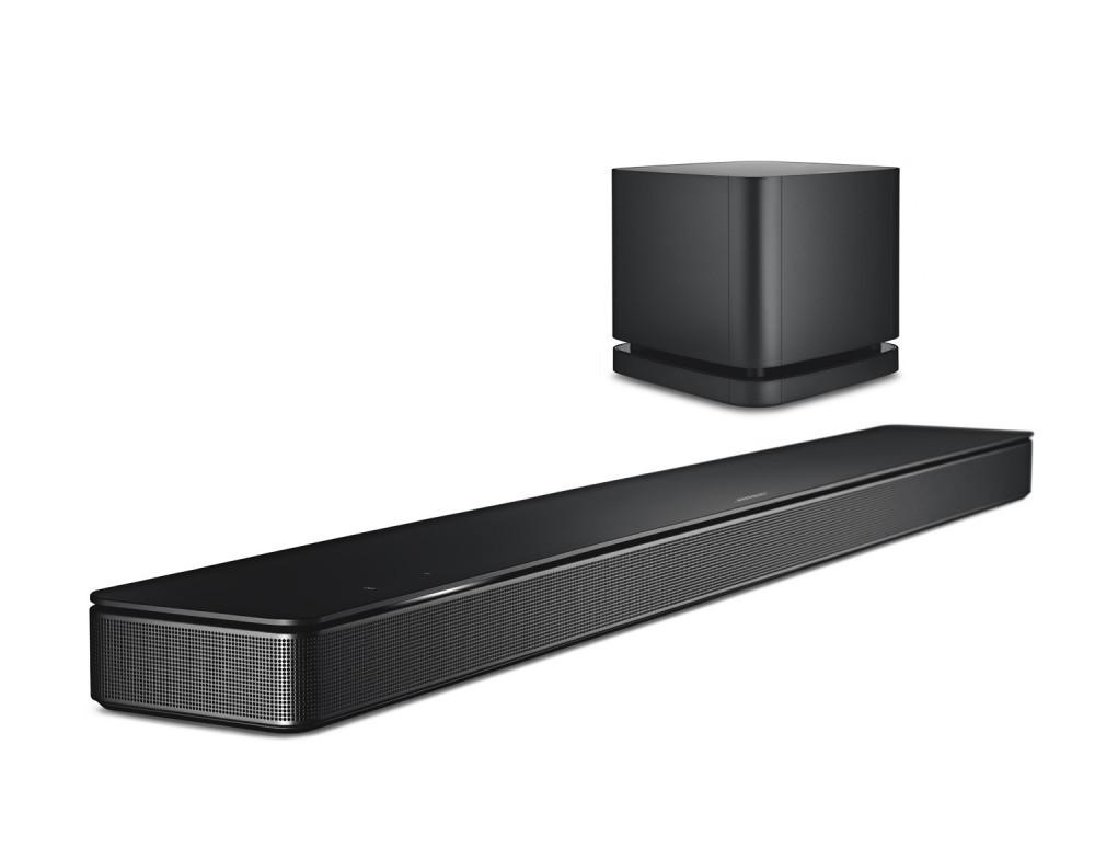 Bose Soundbar 500 + Bass Module 500 (paket)