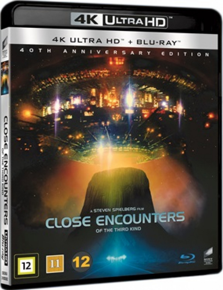 Close Encounters Of The Third Kind (4k) (UHD)