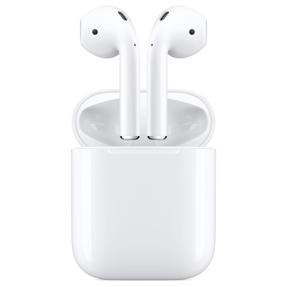 Apple AirPods (2019) med Charging Case