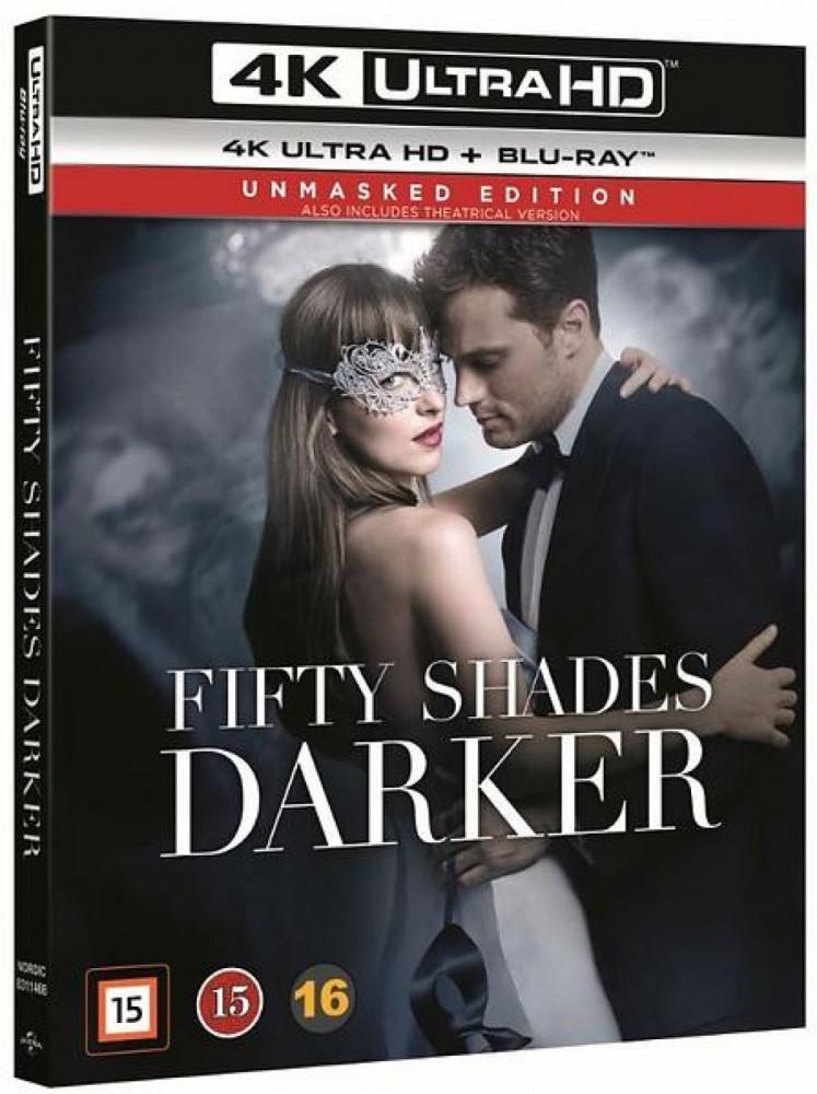 Fifty Shades Darker (4k) (UHD)