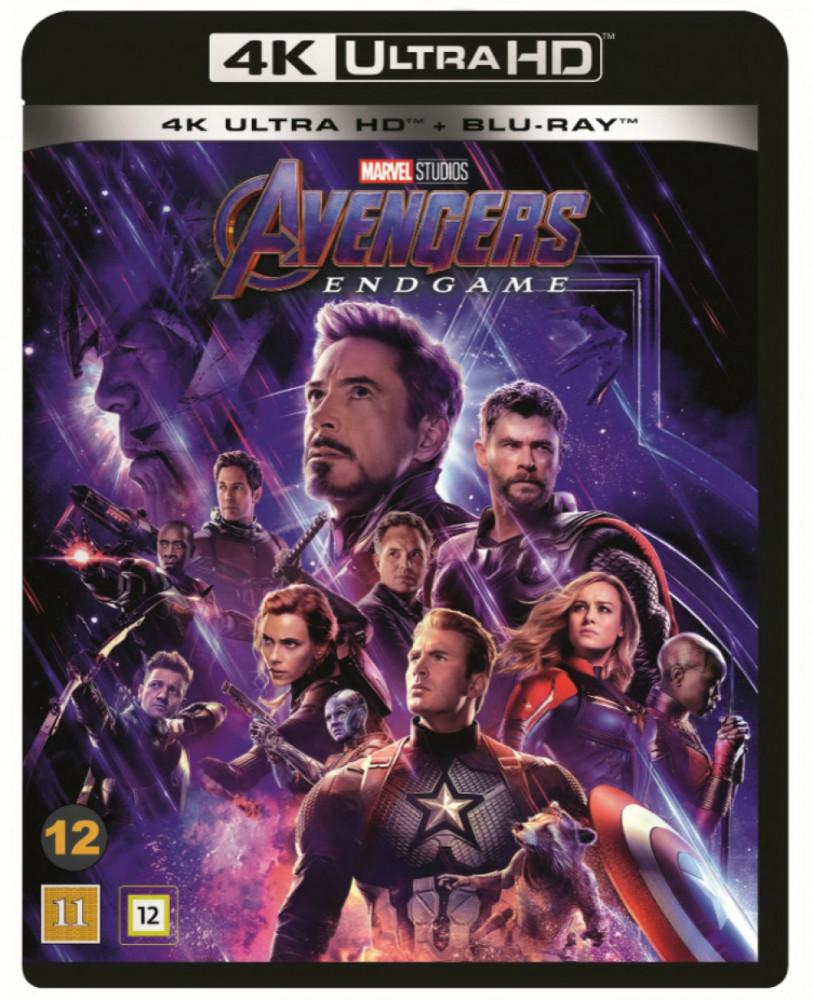 Avengers: Endgame (4k) (UHD)