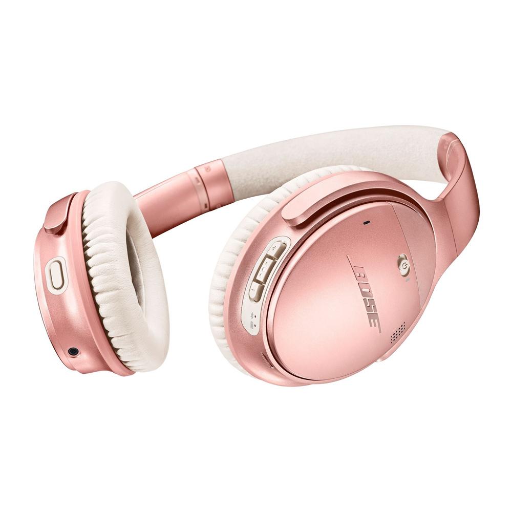 Bose QuietComfort 35 II trådlösa hörlurar Rose Gold