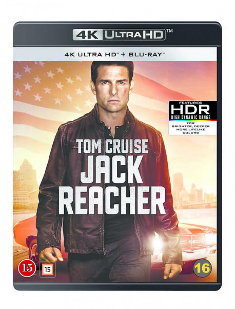 Jack Reacher (4k) (UHD)