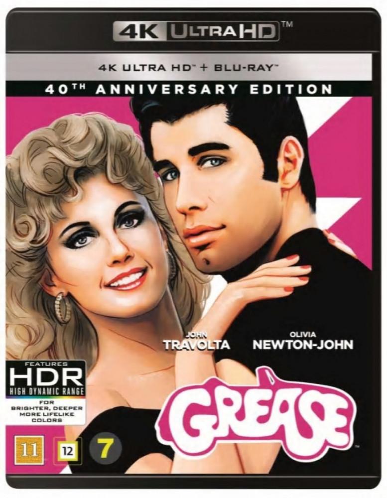 Grease (4k) (UHD)
