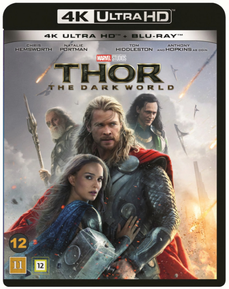 Thor: The Dark World (4k) (UHD)