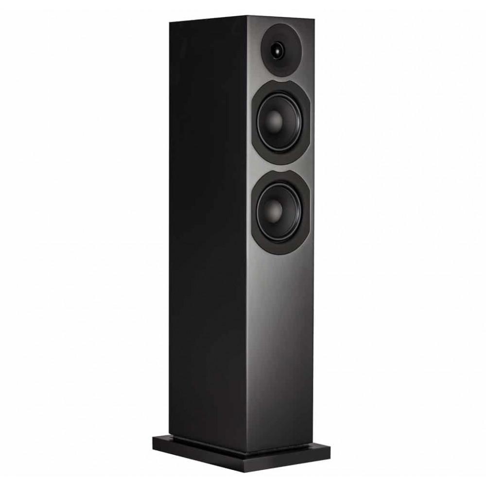 System Audio saxo 40 Svart satin