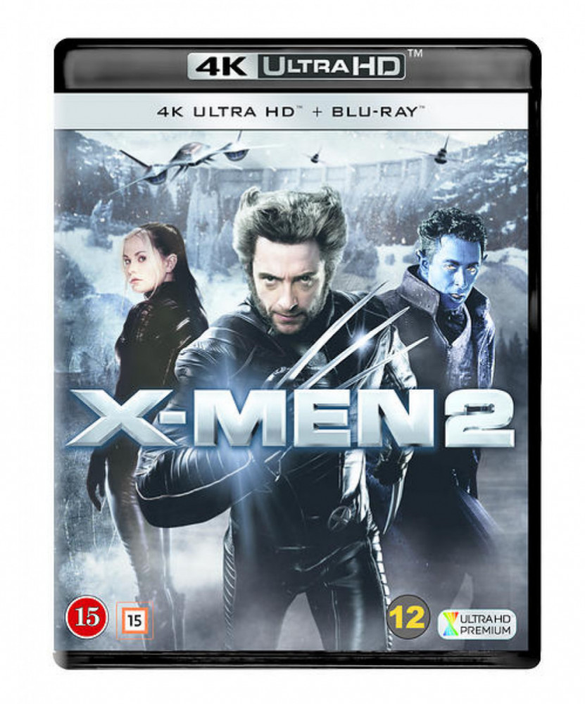 X-Men 2 (4k) (UHD)
