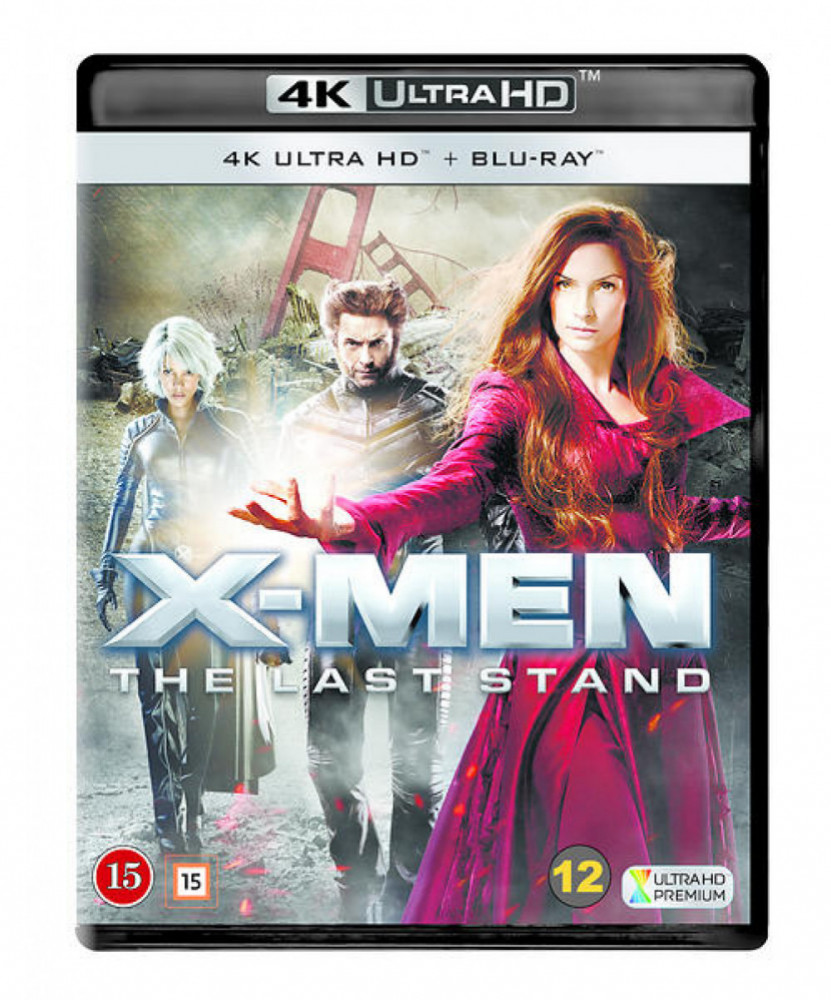 X-Men 3: The last stand (4k) (UHD)