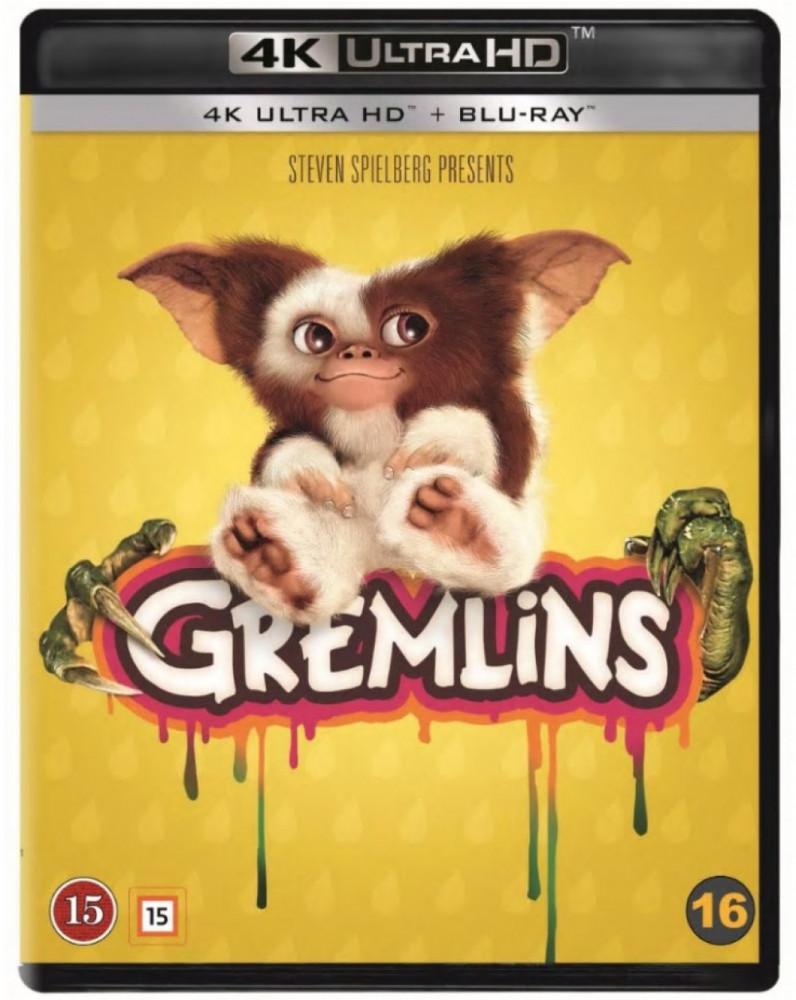 Gremlins (4k) (UHD)