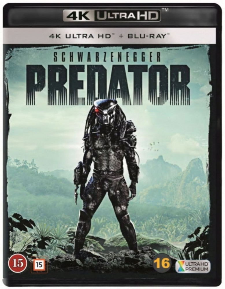 Predator (4k) (UHD)
