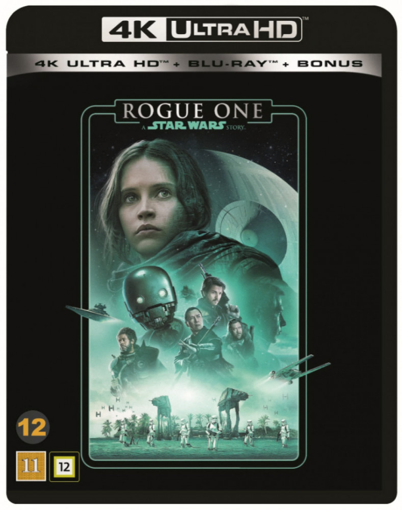 Rogue One: A Star Wars Story (4k) (UHD)