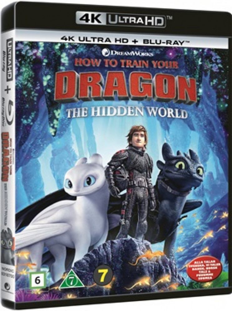How to Train Your Dragon: Hidden World (4k) (UHD)