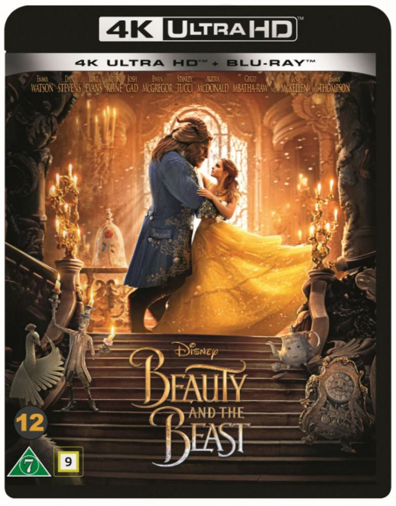 Beauty & The Beast (2017) (4k) (UHD)