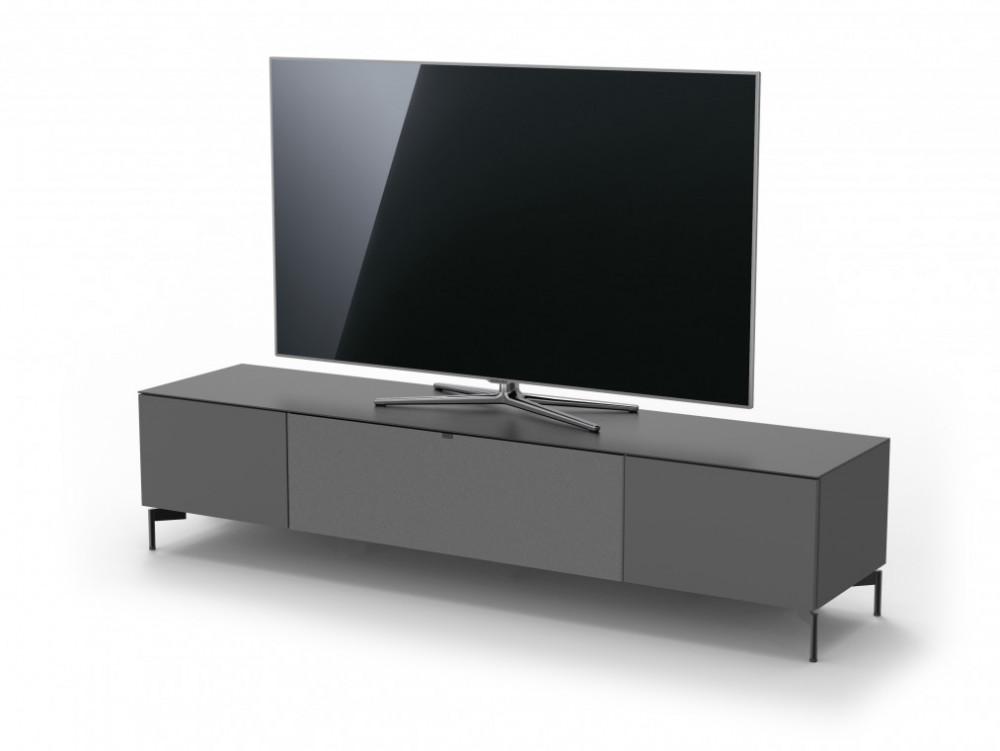 Spectral Next TV-Soundbar-Lowboard NXS2004-GN-SAT För TV placerad på bordsstativ