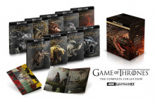 Game Of Thrones - The Complete Collection (4k) (UHD)