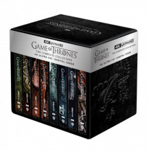 Game Of Thrones - The Complete Collection - Limited Steelbook (4k) (UHD)