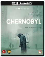 Chernobyl (3-disc) (4k) (UHD)