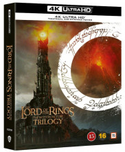 The Lord Of The Rings Trilogy (4k) (UHD)