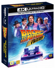 Back To The Future: The Ultimate Trilogy (4k) (UHD)