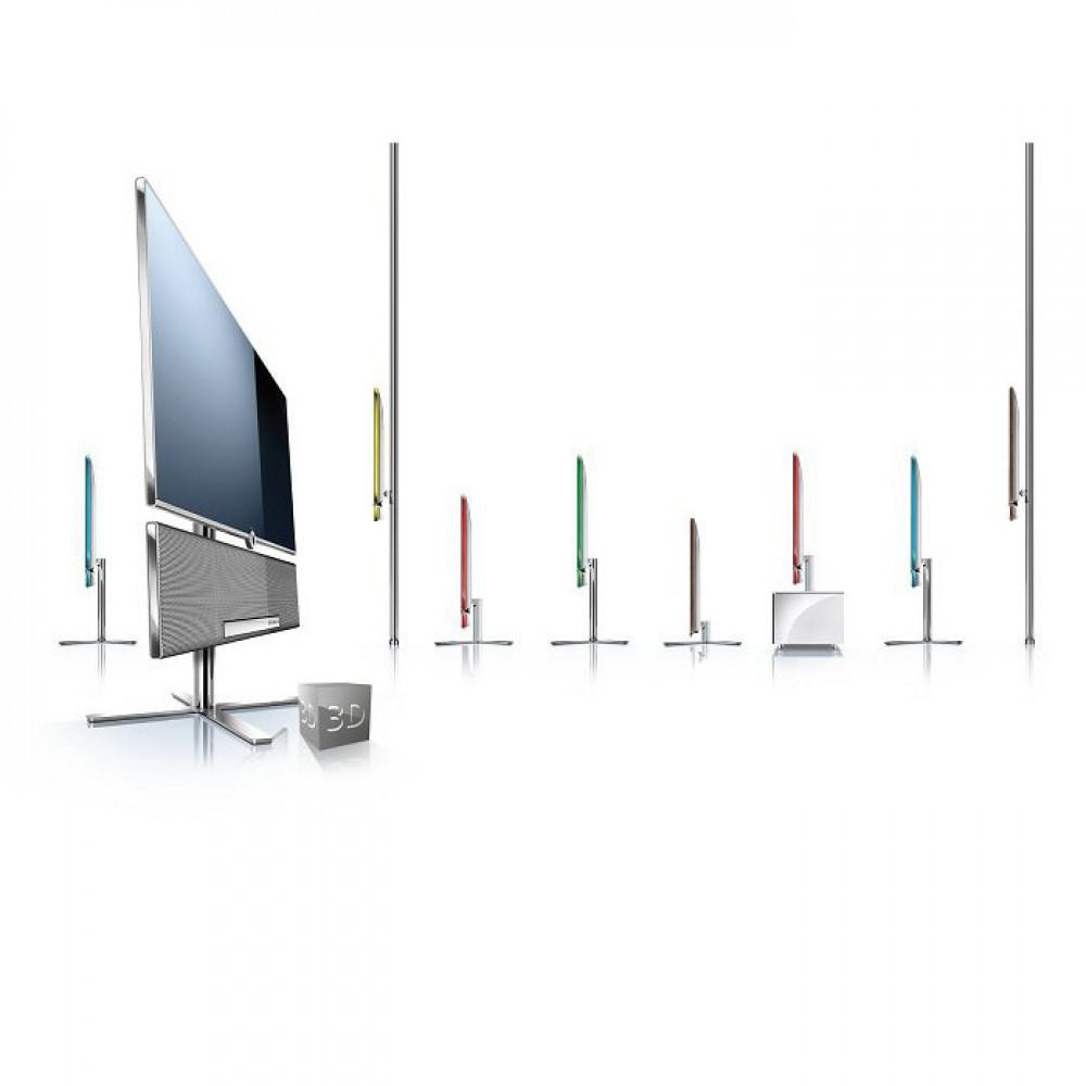 loewe individual 40 compose 3d tele h radio tv. Black Bedroom Furniture Sets. Home Design Ideas