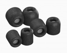 Comply foam tips Isolation Plus Kuddar