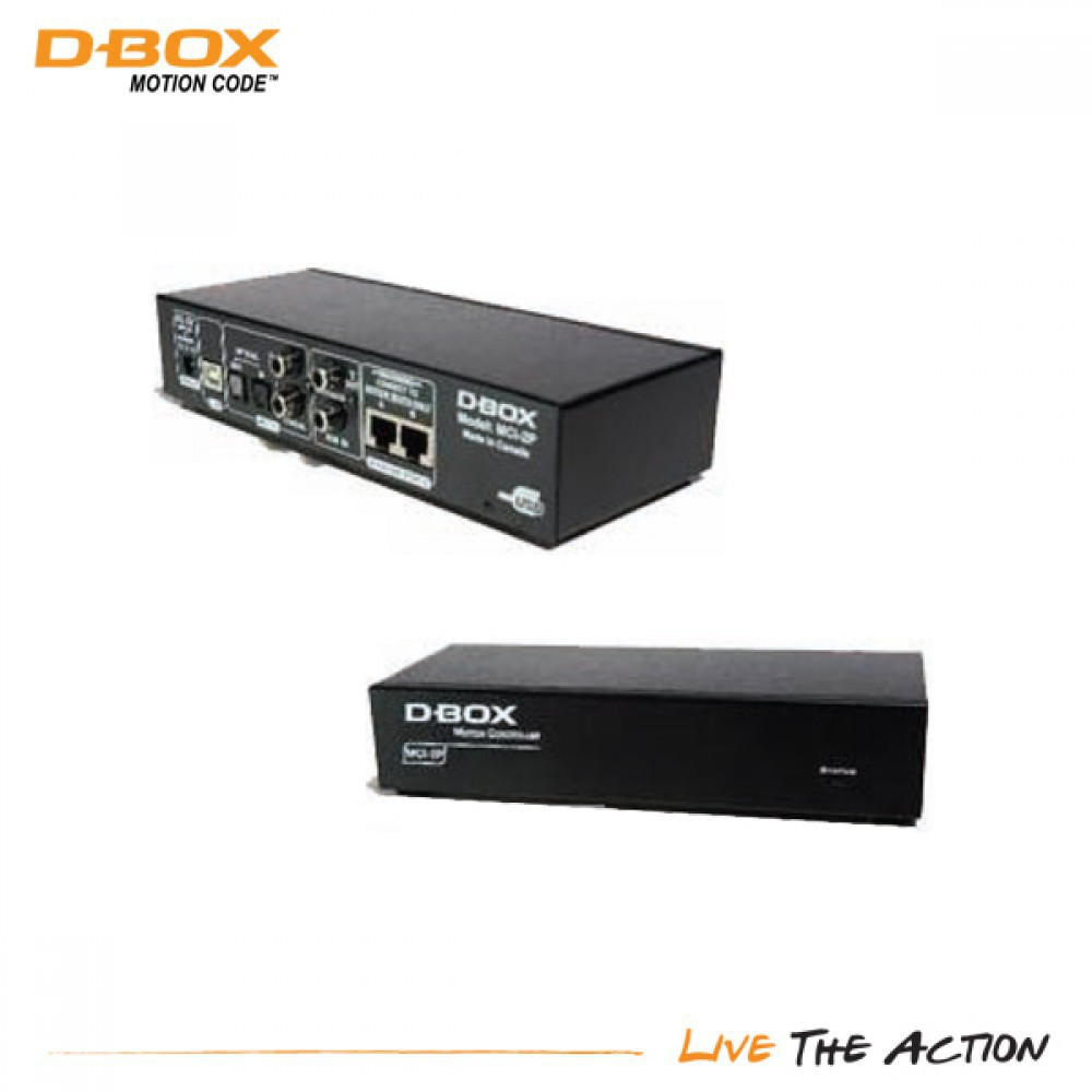 D-BOX Motion Controller MCI-2P