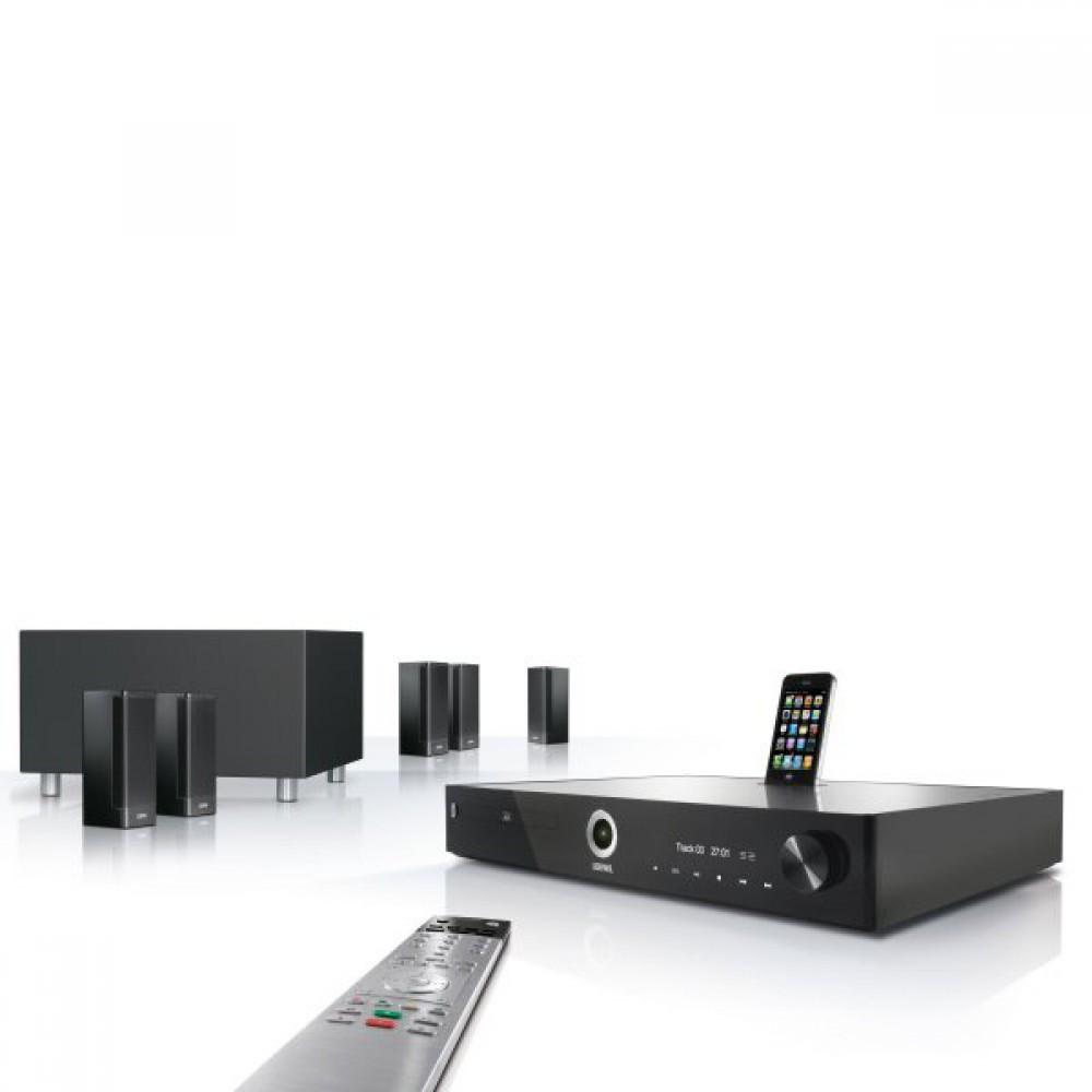 loewe homecinema set 5 1 tele h radio tv. Black Bedroom Furniture Sets. Home Design Ideas