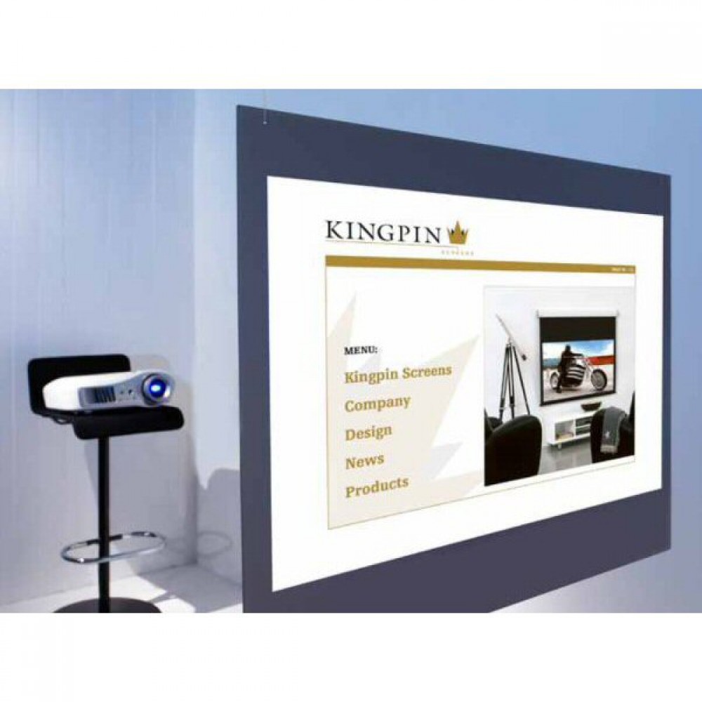 Kingpin Screens ACRYLIC Screen 4:3