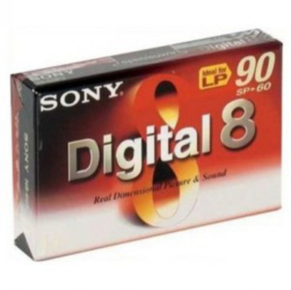 Sony N890P Digital8 Camera Tape