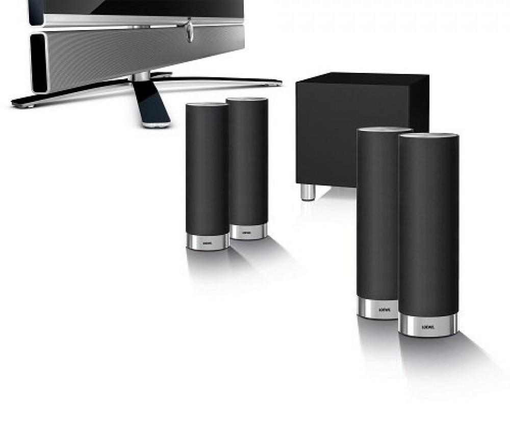 loewe 3d orchestra 5 1 is tele h radio tv. Black Bedroom Furniture Sets. Home Design Ideas