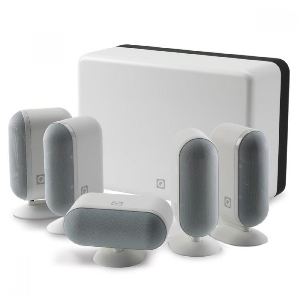 Q Acoustics 7000i 5.1 paket - Tele-Hå Radio TV 93f1eba0a4eb0