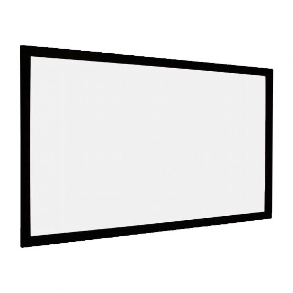 Euroscreen Frame Vision Light 16:9 FlexWhite med Vel-Tex