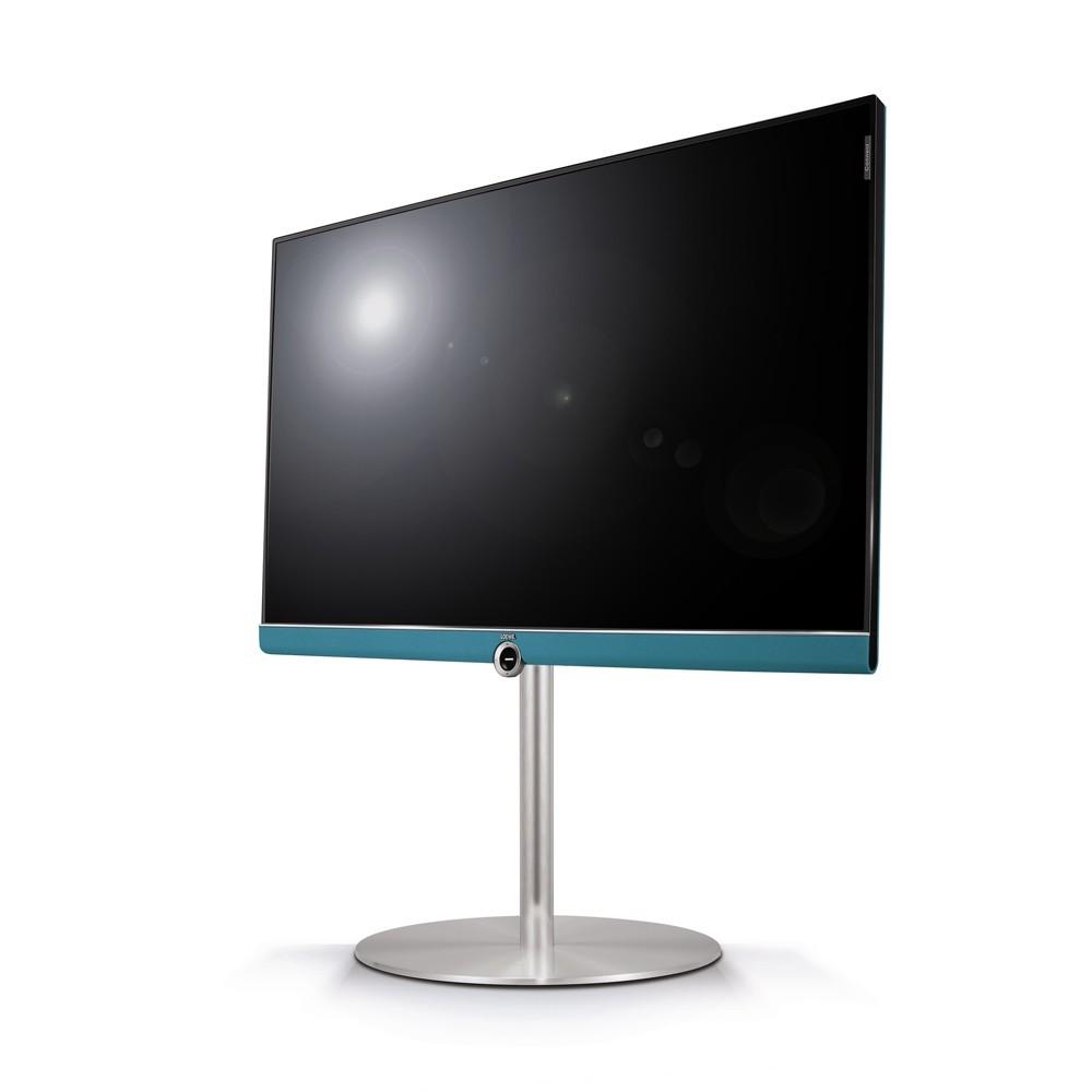 loewe floor stand universal 32 55 tele h radio tv. Black Bedroom Furniture Sets. Home Design Ideas