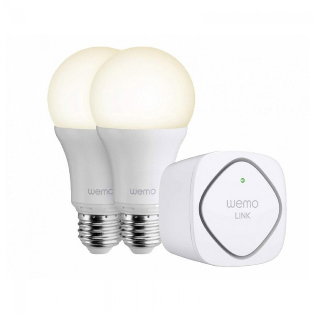 Belkin WeMo® LED Lighting Starter Set