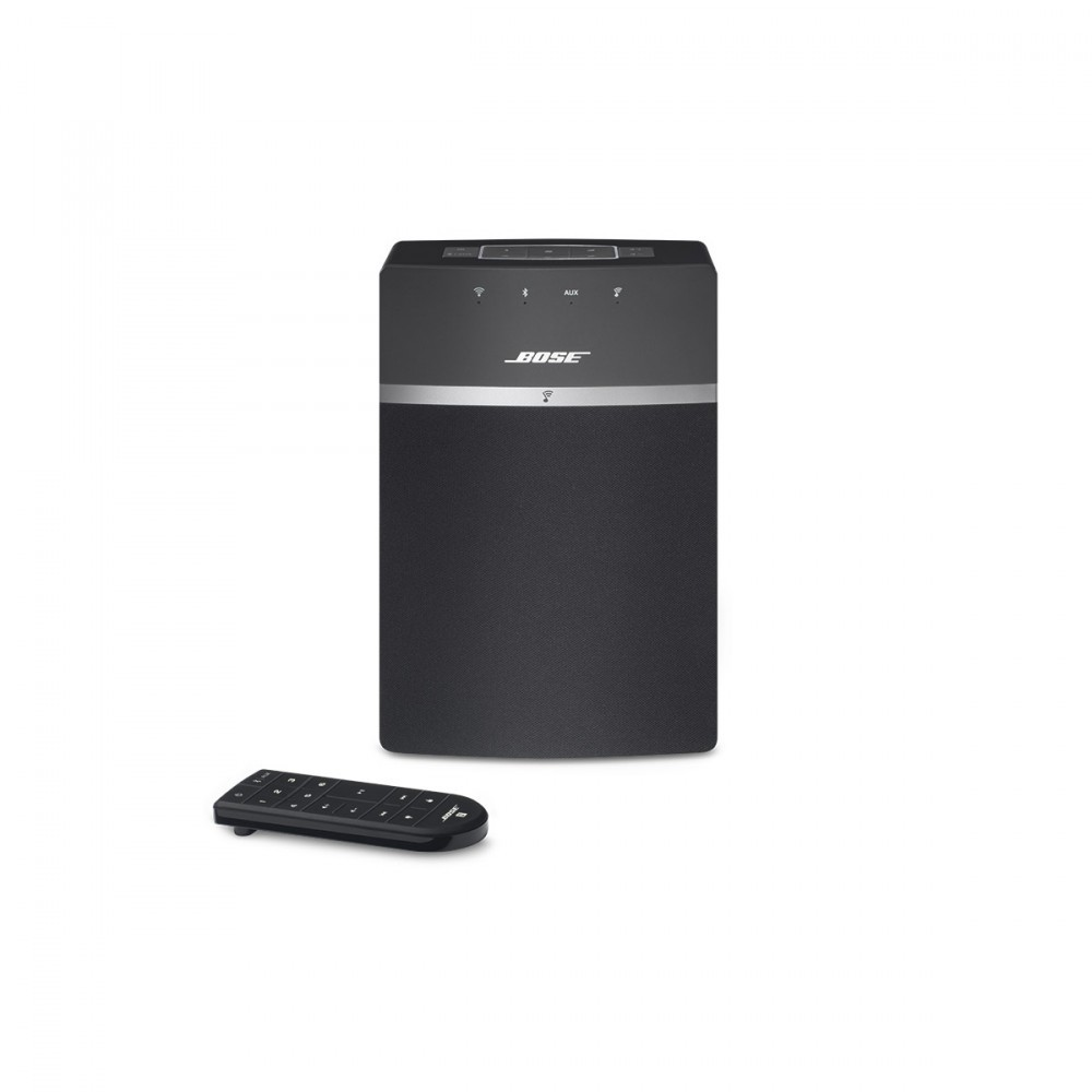how to connect bose soundtouch to tv