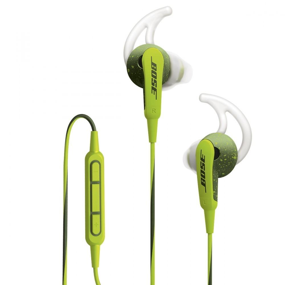 Bose SoundSport In-Ear för Apple Grön