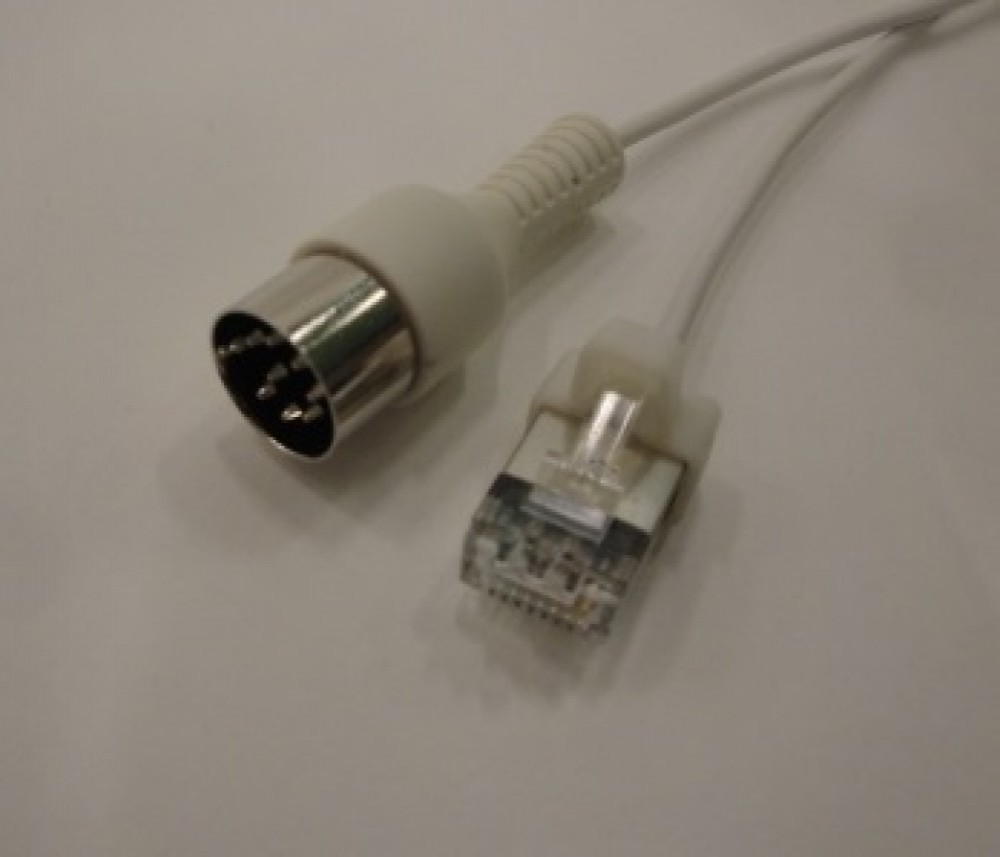 Bang & Olufsen DIN/RJ45 2,5mm i diameter