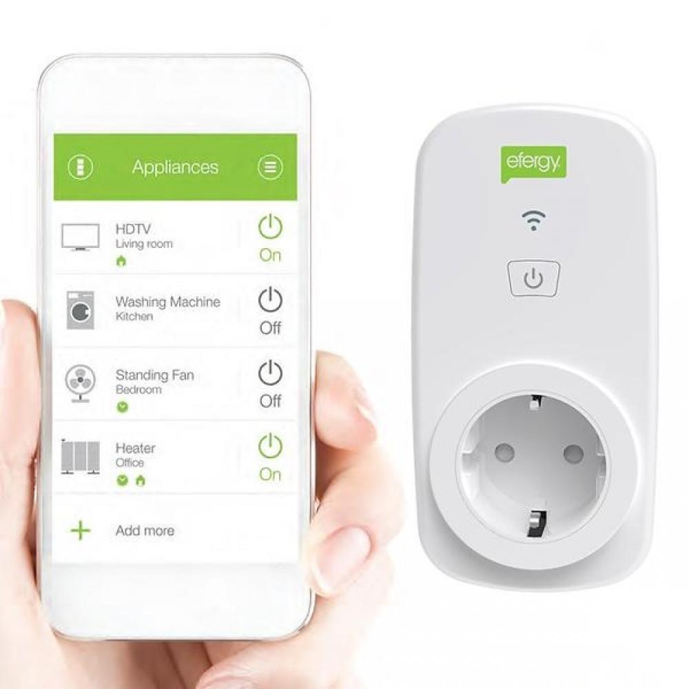 Efergy Ego Smart Wi-Fi Socket