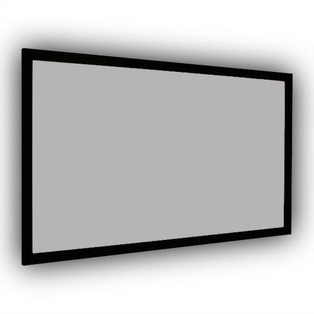 Euroscreen Frame Vision Light 16:9 ReAct med Vel-Tex