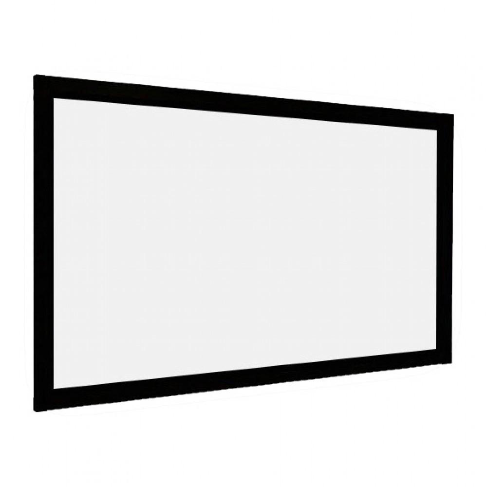 Euroscreen Frame Vision 16:9 FlexWhite med Vel-Tex